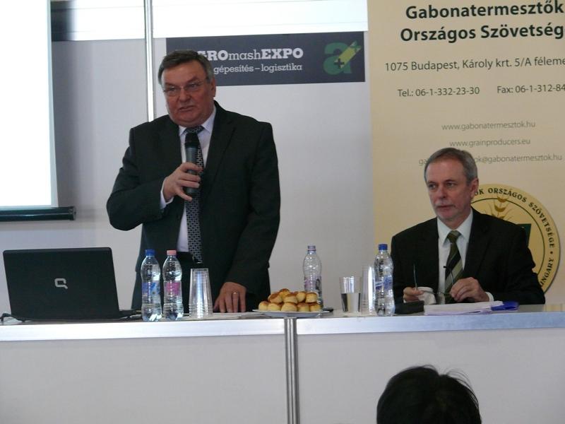 AGROMASH EXPO Növénytermesztési Szakmai Nap