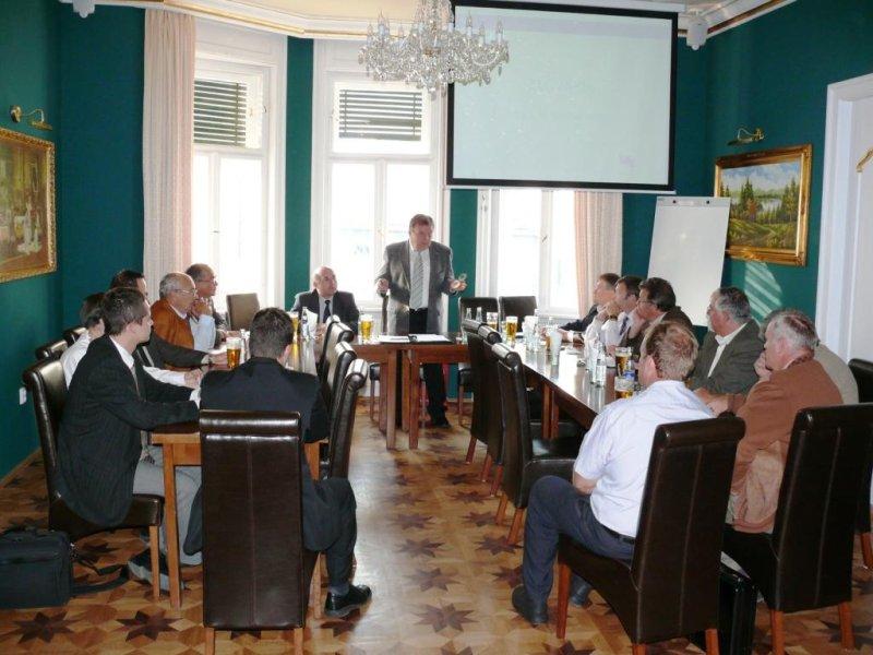Elnökségi ülés - Szlovákia