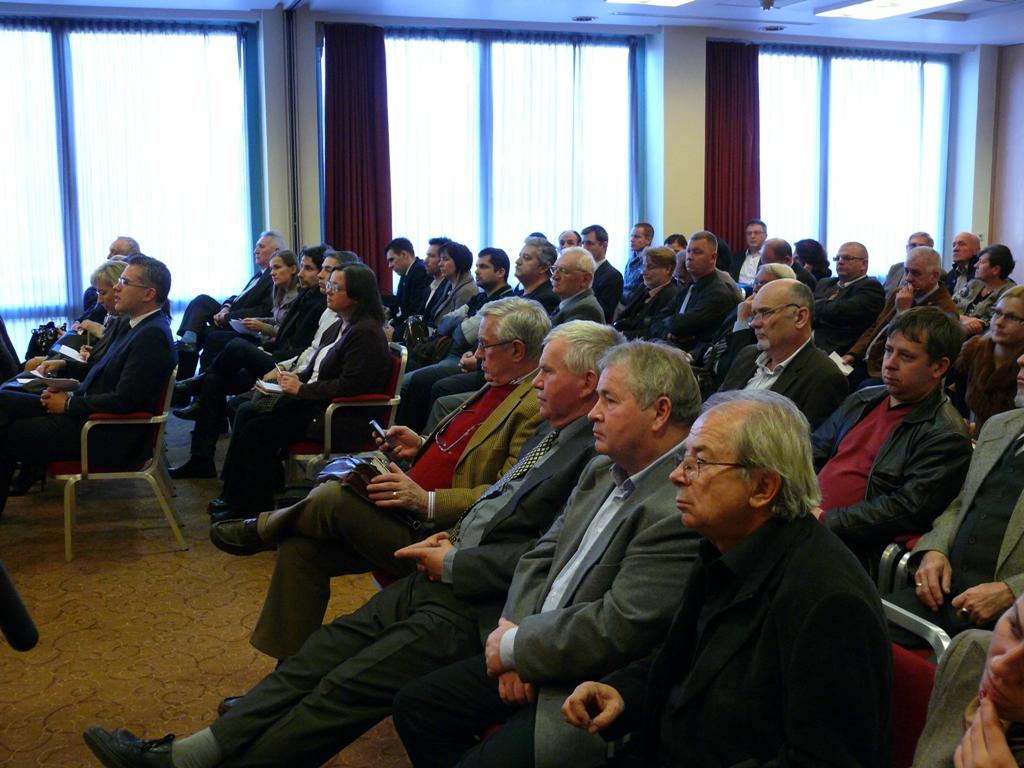 Konferencia: Tendenciák a szántóföldi növénytermesztésben