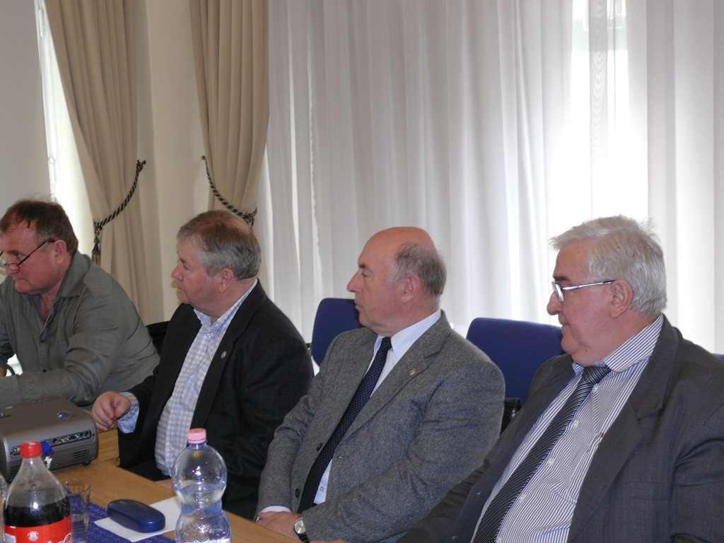 GOSZ Elnökségi ülés